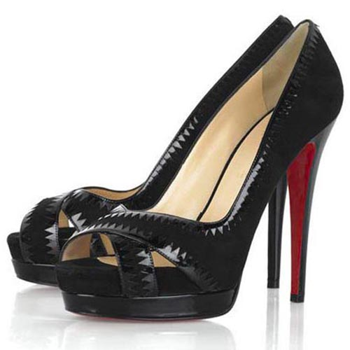 chaussure louboutin pas cher solde