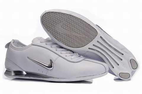 Baskets Nike Shox Femme