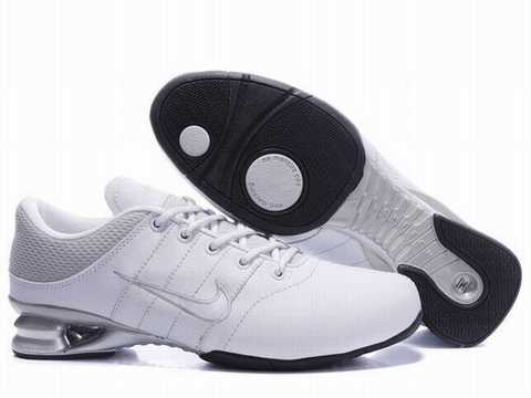 chaussure nike shox rivalry pour homme pas cher