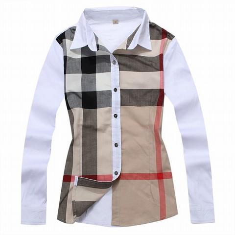 e971af11b5e chemise burberry femme solde