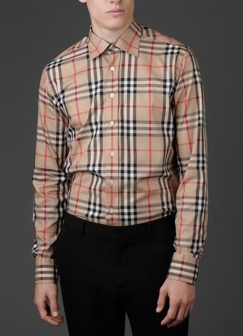 chemise coton homme manche longue