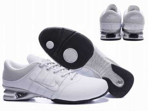 chaussure nike shox rivalry pour homme
