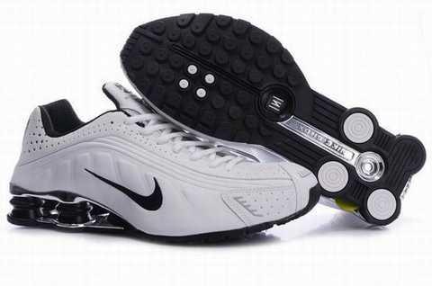 Shox chaussures Nike Noir Femme Rivalry WHYDI29E