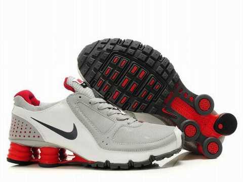 chaussure nike shox tl enfant
