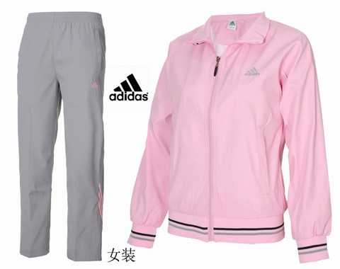 ... survetement adidas femme fluo Jogging ... 4a5781165c7